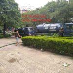 dịch vụ thông tắc , hút bể phốt tại kcn thị xã hưng yên