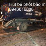 Hút bể phốt tại Hưng Yên Uy Tín Giá Rẻ
