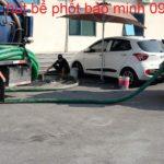 Thông tắc bồn cầu tại Mỹ Hào