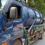 Giá hút bể phốt tại Hưng Yên