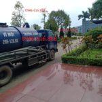 hút bể biogas tại văngiang